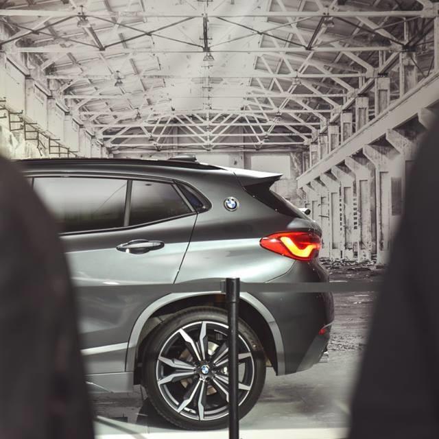 BMW Rebel X2 Party