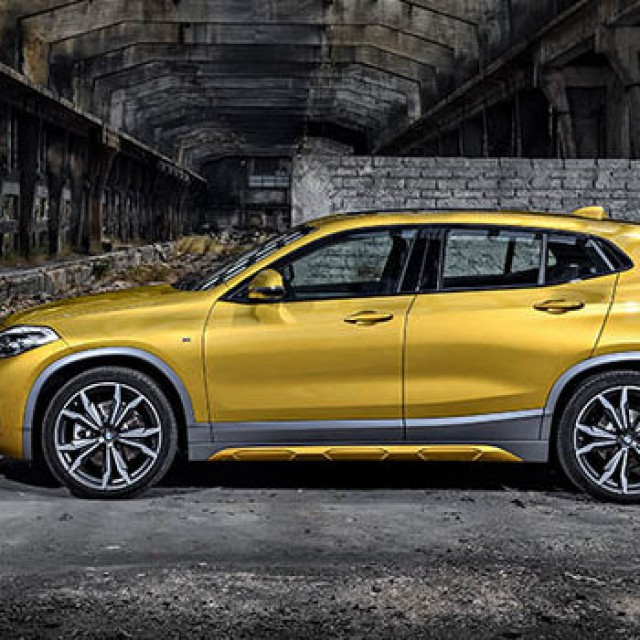 Car Reveal BMW X2